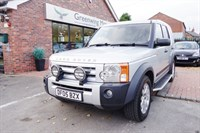 Used Land Rover Discovery 3 TDV6 SE MANUAL