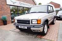 Used Land Rover Discovery TD5 GS Manual