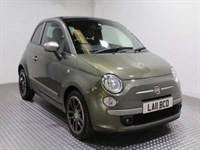 Used Fiat 500 BY DIESEL DUALOGIC