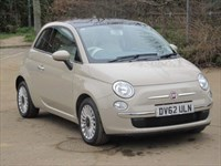 Used Fiat 500 Lounge (Dualogic)