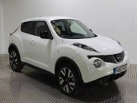 Used Nissan Juke N-Tec (XTronic)