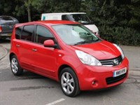 Used Nissan Note Tekna