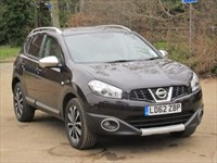 Used Nissan Qashqai Tekna IS (dCi 130 4WD Stop/Start)