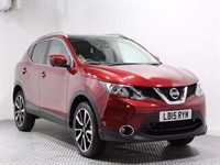 Used Nissan Qashqai dCi Tekna [Non-Panoramic] 5dr