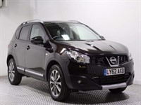 Used Nissan Qashqai dCi Tekna 5dr [Start Stop]