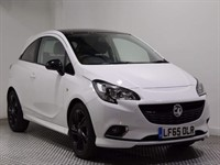Used Vauxhall Corsa T ecoFLEX Limited Edition 3dr