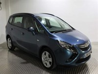 Used Vauxhall Zafira Tourer Exclusiv (T)