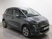 Used Citroen C4 Picasso Exclusive + Airdream (e-HDi 115 ETG6)