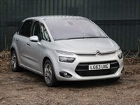 Used Citroen C4 Picasso Airdream Exclusive (e-HDi 112 EGS)