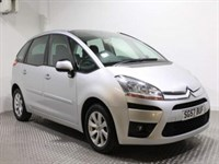 Used Citroen C4 Picasso VTR+ (EGS HDi 138)
