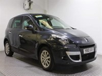 Used Renault Scenic PRIVILEGE TOMTOM VVT