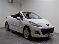 Used Peugeot 207 CC ALLURE