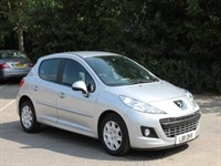 Used Peugeot 207 Active (VTi Tip)