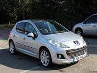 Used Peugeot 207 Allure (VTi Tip)