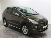 Used Peugeot 3008 Exclusive (HDi 112 EGC)
