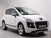 Used Peugeot 3008 2.0 HDi 163 Allure 5dr Auto