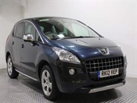 Used Peugeot 3008 EXCLUSIVE HDI