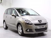 Used Peugeot 5008 E-HDI ACTIVE