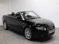 Used Audi A4 Cabriolet S Line (TDi Multitronic)