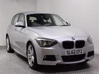 Used BMW 118i 1 Series M Sport 5dr