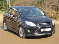 Used Ford C-Max Titanium (TDCi 140 Powershift)