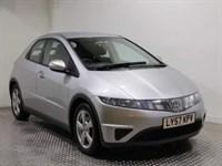 Used Honda Civic I-VTEC SE I-SHIFT