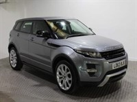 Used Land Rover Range Rover Evoque Dynamic (SD4 CommandShift)