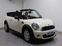 Used MINI Convertible ONE
