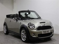 Used MINI Convertible COOPER S