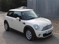Used MINI Hatch One (Steptronic)