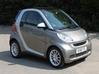 Used Smart Car Fortwo Coupe Passion mhd (Softouch)