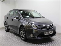 Used Toyota Avensis D-CAT Icon 4dr Auto
