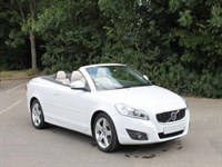 Used Volvo C70 Cabriolet/Coupe SE Lux (D Powershift)