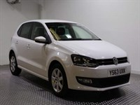 Used VW Polo MATCH EDITION DSG