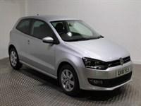 Used VW Polo Hatch Match (DSG)