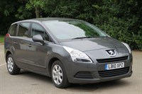 Used Peugeot 5008 Active (HDi 110 EGC) Auto