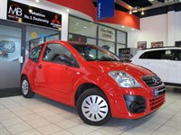 Used Citroen C2 1.4i VTR *VERY LOW MILEAGE*
