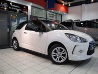 Used Citroen DS3 VTi 16V DStyle Auto *VERY LOW MILEAGE*