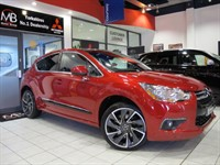 Used Citroen DS4 HDi DSport *TWO TONE LEATHER*