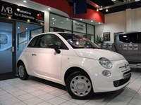 Used Fiat 500 1.2 Pop *?30 ROAD TAX*LOW MILEAGE*LOW INSURANCE GROUP*