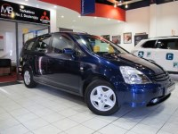 Used Honda Stream i-VTEC SE Sport 7 Seats *VERY LOW MILEAGE*