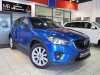 Used Mazda CX-5 2.2d [175] Sport Nav AWD *SAT NAV*LEATHER*BLUETOOTH*