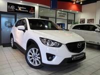 Used Mazda CX-5 2.2d Sport Nav *SAT NAV*LEATHER*BLUETOOTH*
