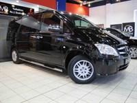 Used Mercedes Vito 116 CDI DUALINER 5 SEAT VAN *VERY LOW MILEAGE*