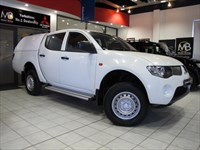 Used Mitsubishi L200 4LIFE DI-D LB D/CAB 4X4 *LOW MILEAGE**WITH HARD TOP*