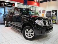 Used Nissan Navara Double Cab Pick Up Aventura 2.5dCi 169 4WD*SAT NAV*LEATHER*