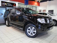 Used Nissan Navara Double Cab Pick Up Outlaw 2.5dCi 169 4WD *LOW MILEAGE*