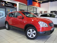 Used Nissan Qashqai Acenta *BLUETOOTH*A FINE EXAMPLE*