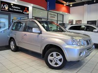 Used Nissan X-Trail 16v Sport *LOW MILEAGE*