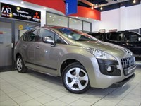 Used Peugeot 3008 HDi 112 Exclusive EGC Auto *PAN ROOF*